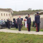 Magyar Nemzetőrség Zászló Avatás 2005. 10. 02. Monostori Erőd