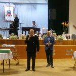 """A Magyar Nemzetőrség """"Török István"""" Győr-Moson-Sopron Megyei Szövetsége folytatta a határon túli magyar közösségek irányában könyvadományozási misszióját."""