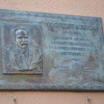 2021. augusztus 12 Megemlékezés Kapuváron Szigethy Attiláról.